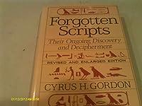 Forgotten Scripts Revised