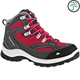 Buy Quenchua Forclaz High Women Waterproof Shoes - Pink in India
