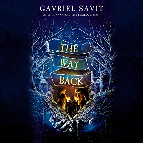 The Way Back  By  cover art
