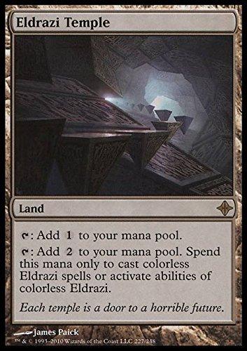 Eldrazi Temple by Magic: the Gathering