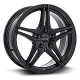 RTX Bern Alloy Wheel/Rim Satin Black Size 17x7.5...