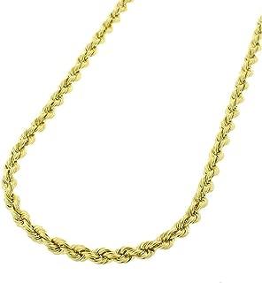 Best men's 14 karat gold chains Reviews