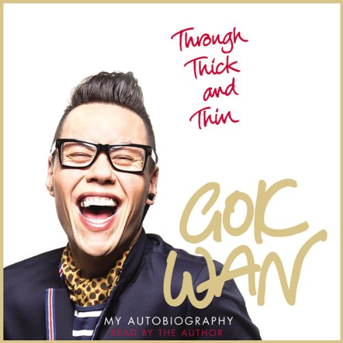 Through Thick and Thin audiobook cover art