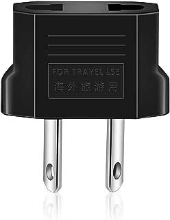 Portable Plug Adapter Universal Travel US or EU to AU Power Socket Adapter Travel Converter Adapter Outdoor Converter