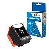 Fimpex Compatibile Inchiostro Cartuccia Sostituzione per Epson XP-6000 XP-6005 XP-6100 XP-6105 202XL (Nero)