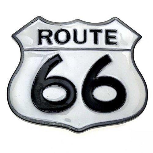Boucle de la route 66, la route américaine, Hot Rod, Biker Boucle de ceinture