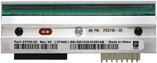 Print Head Printhead For Zebra 110Xi4 Thermal Label Printer 203dpi P1004230 Genuine