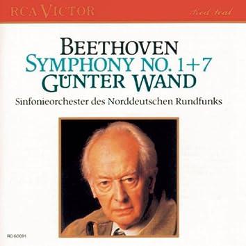 Beethoven: Sinfonien Nr. 1 & 7