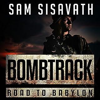 Bombtrack audiobook cover art