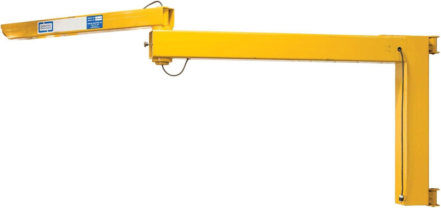 Contrx Medium-Duty Wall-Mount Articulating Jib Max 42% OFF Crane Ca Gifts 250 Lb.