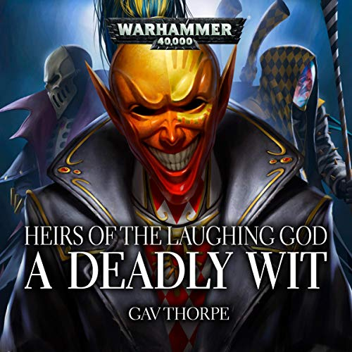 Couverture de A Deadly Wit (Heirs of the Laughing God)