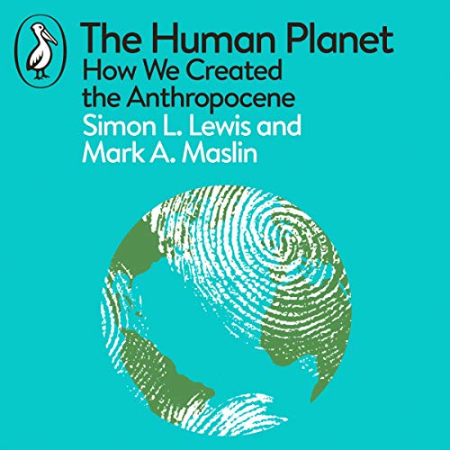 The Human Planet audiobook cover art