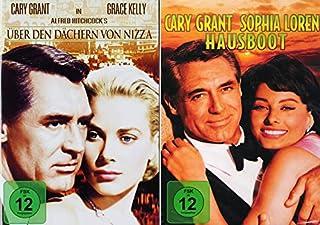 Cary Grant Duo-Set   Über den Dächern von Nizza   Hausboot