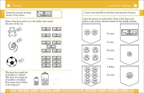 『DK Workbooks: Math, Kindergarten: Learn and Explore』の3枚目の画像