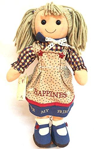 PIEMME - Bambola My Doll Happiness Beige stelline 42CM