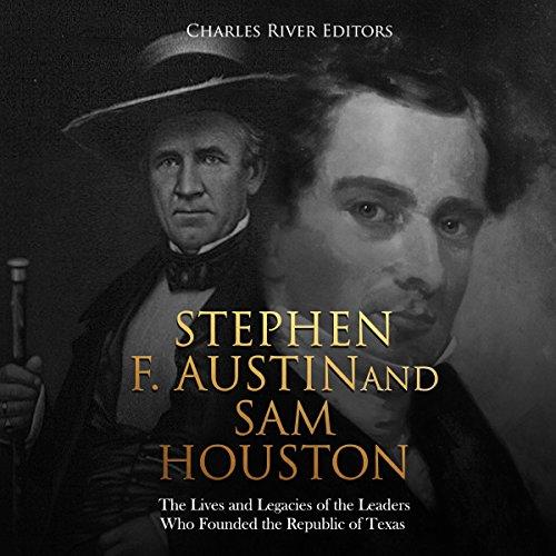 Stephen F. Austin and Sam Houston cover art