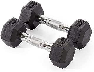 York Fitness, Pesas Hexagonales De Caucho