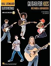 Hal Leonard Guitar Method - Guitar for Kids 1: Method & Songbook