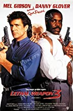 Posters USA - Lethal Weapon 3 Movie Poster GLOSSY FINISH - MOV308 (24