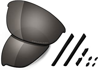 Saucer Premium Replacement Lenses & Rubber Kits for Oakley Half Jacket Sunglass
