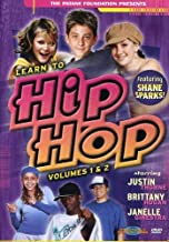 Learn to Hip Hop Volume 1 & 2