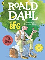 The BFG (Colour Edition & CD) (Bfg Film Tie in)