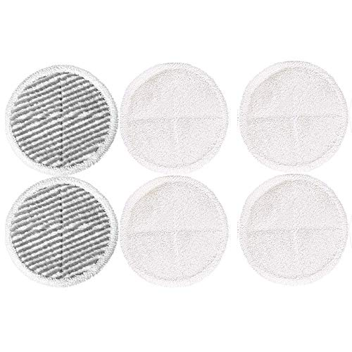 Buy Bargain FirstDecor Replacement Mop Pads for Bissell Bissel Spinwave Hard Floor Cleaner Powered R...