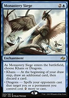 Magic: the Gathering - Monastery Siege (023/185) - Fate Reforged