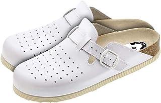 Medibut BMKLAKORDZ39 Chaussures Professionnelles Blanc Pointure 39