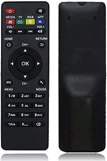 AMGUR Replacement Remote Control Controller for V88 R39 MX4 Smart Android TV Box CS918 CS918S MK818 GV11D MXV Q7 Q8 V99