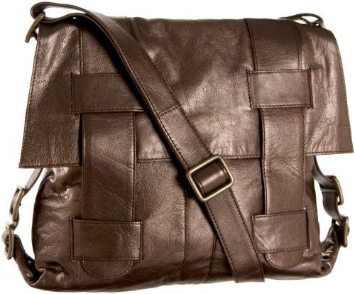 Latico Regina Cross-Body,Metallic Brown,one size