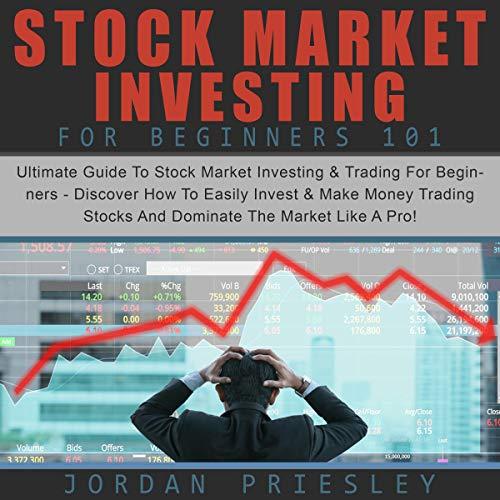 Stock Market Investing for Beginners 101 Titelbild