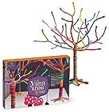 Craft-tastic - Yarn Tree Kit - Craft Kit Makes One 18' Tall Jewelry Organizer