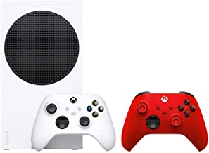 Xbox Series S Console with Additional Controller--Pulse Red