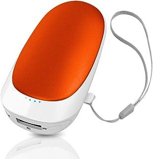 Lucha Power Bank per Indumenti riscaldanti 5V 2.1A 10000mAh Power Bank Caricatore Dual USB Power Bank per Giacca riscaldata Gilet riscaldato e Pantaloni riscaldati
