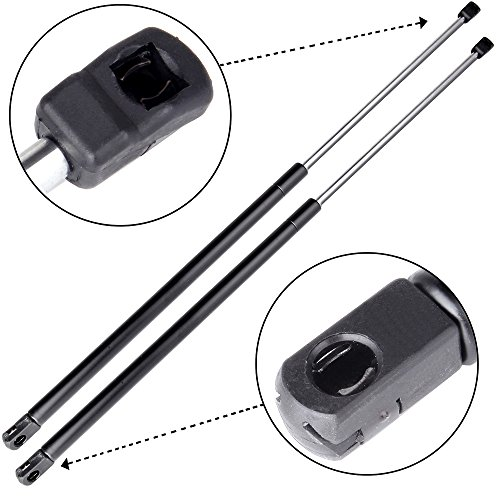 ECCPP Lift Supports Front Hood Struts Gas Springs Shocks for 2007-2011 Toyota Camry Set of 2