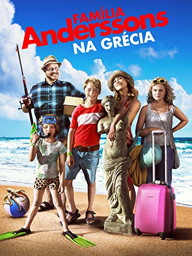 Família Anderssons na Grécia