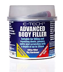 E-Tech Advanced Car Body Filler