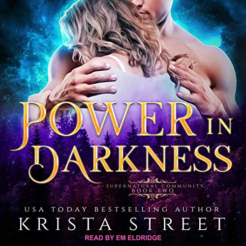 Power in Darkness  By  cover art