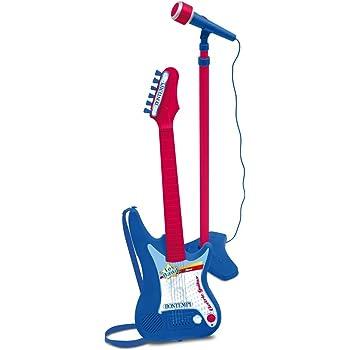 Bontempi Rock Guitar Guitarra eléctrica con Amplificador y ...
