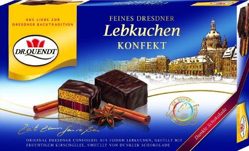 Dr. Quendt Lebkuchenkonfekt, 5er Pack (5 x 130 g)