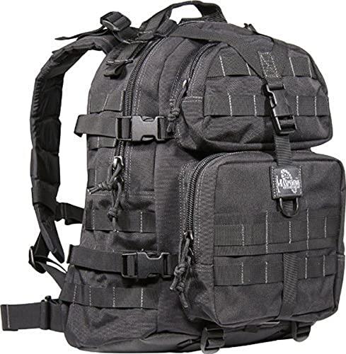 Maxpedition Condor-II Backpack Rucksack, Schwarz, One Size