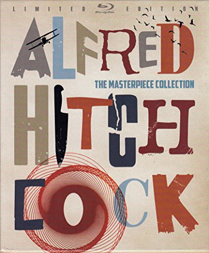 Alfred Hitchcock - The Masterpiece Collection (Limited Edition)