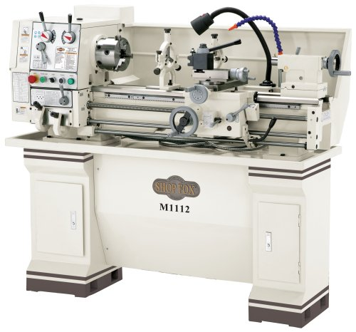 Review Shop Fox M1112 12-Inch by 36-Inch Gunsmithing Lathe
