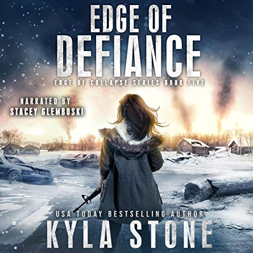 Edge of Defiance: A Post-Apocalyptic EMP Survival Thriller cover art