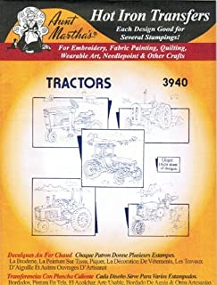 Tractor Iron On Transfers