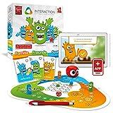 Rudy Games 1 Interaction – Interaktives Familienspiel mit App – Verrücktes Brettspiel...