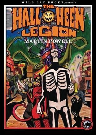 The Halloween Legion by Martin Powell (2011-10-19)