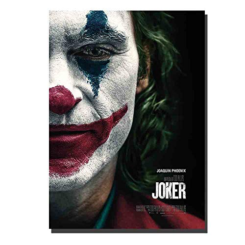 Sin Marco Art Painting Poster Jokers Movie New Hot Gift Room Decor Print Wall Picture Canvas en 50x75cm