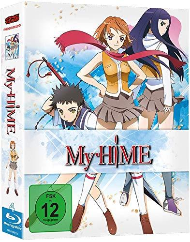 My-HiME - Gesamtausgabe [Blu-ray]